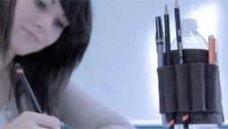 arm-adillo pencil