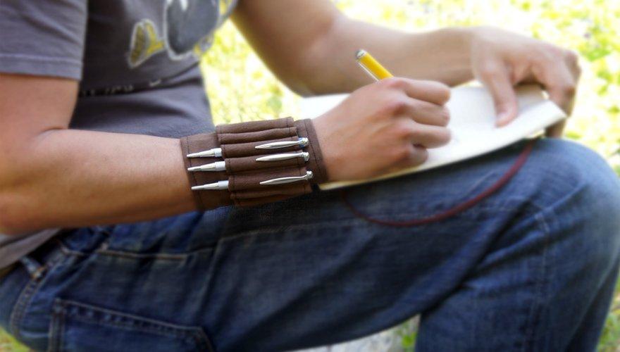 artist bag | artist case | artist pencil case